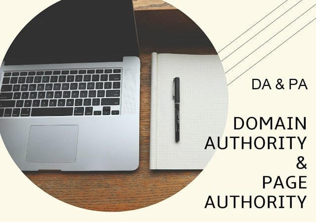 apa itu domain authority dan page authority