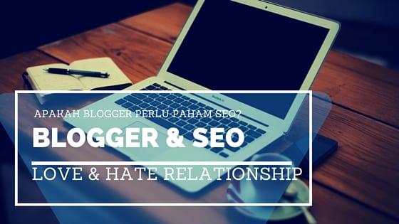 blogger dan seo