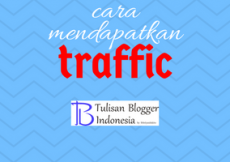 gambar cara mendapatkan traffic blog