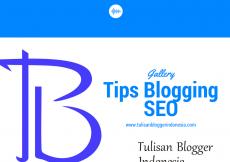 tips blogging dan seo untuk blogger indonesia
