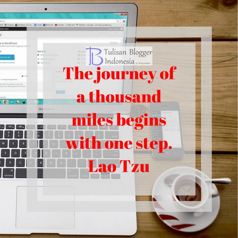 kutipan perjalanan journey dari lao tzu